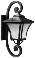 Dabmar GM211-B Large Wall Black Exterior Wall Light