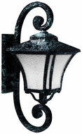 Dabmar GM211-VG Large Wall Verde Green Outdoor Wall Light Fixture