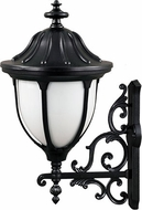Dabmar GM545-B Showcase Black Exterior Wall Lighting