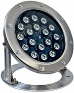 Dabmar LV-LED360-SS316-MC Contemporary Marine Grade 316 Stainless Steel  LED Outdoor Underwater Lamp
