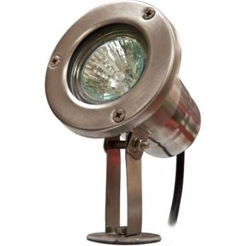 Dabmar LV10-LED Modern Stainless Steel LED Exterior Landscaping Light Spot Light