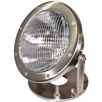 Dabmar LV302-LED16-COLOR-SS316 Contemporary Stainless Steel LED Exterior Underwater Light