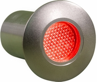 Dabmar LV309-R Contemporary Zinc Alloy LED Exterior Red Well Lighting