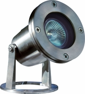 Dabmar LV323-SS316 Contemporary 316 Marine Grade Stainless Steel Halogen Outdoor Pond/Fountain Underwater Light