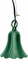 Dabmar LV403-G Contemporary Green Outdoor Hanging Lamp