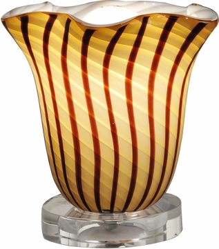 Dale Tiffany AA14182 Valley Glen Contemporary Clear Accent Lighting