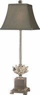 Dale Tiffany GB11208 Lucinda Polished Nickel Buffet Lamp