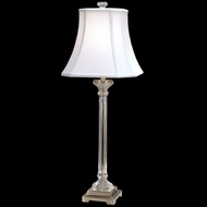 Dale Tiffany GB60640 Scala Polished Chrome Buffet Lamp