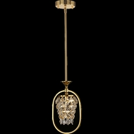 Dale Tiffany GH80341 Regent Gold Mini Ceiling Light Pendant