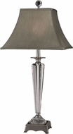 Dale Tiffany GT11207 Penfield Polished Nickel Table Lighting