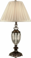 Dale Tiffany GT11223 Josie Oil Rubbed Bronze Table Lamp