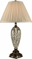 Dale Tiffany GT11224 Lucy Oil Rubbed Bronze Table Light