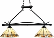 Dale Tiffany STH15084LED Sundance Tiffany Tiffany Bronze LED Kitchen Island Light