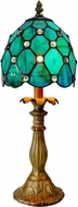 Dale Tiffany TA19211 Elenora Tiffany Antique Bronze Accent Lamp