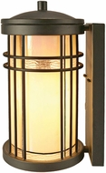 Dale Tiffany TW17026 Dijon Tiffany Golden Black Outdoor Wall Light Sconce