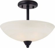 Designers Fountain 15005-SF-34 Torino Oil Rubbed Bronze Ceiling Lighting