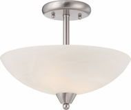 Designers Fountain 15005-SF-35 Torino Brushed Nickel Ceiling Light