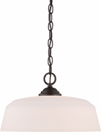 Designers Fountain 15006-DP-34 Darcy Oil Rubbed Bronze Pendant Light Fixture