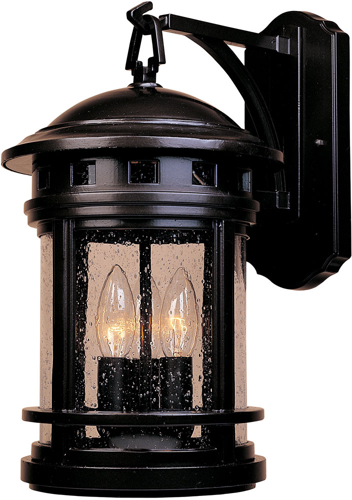 Designers Fountain 2381 ORB Sedona Oil Rubbed Bronze Outdoor Wall Lighting.  Loading Zoom