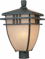 Designers Fountain 30836-ABP Dayton Aged Bronze Patina Exterior Lamp Post Light
