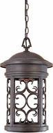 Designers Fountain 31134-MP Ellington Traditional Mediterranean Patina Outdoor Drop Lighting Fixture