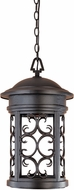 Designers Fountain 31134-ORB Ellington Traditional Oil Rubbed Bronze Exterior Pendant Lighting