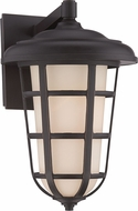 Designers Fountain 33231-ABP Triton Aged Patina Bronze Outdoor Wall Light Sconce