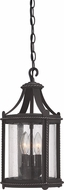 Designers Fountain 33634-APW Palencia Artisan Pardo Wash Outdoor Pendant Light