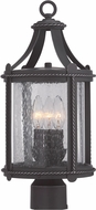 Designers Fountain 33636-APW Palencia Artisan Pardo Wash Exterior Post Lighting
