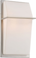 Designers Fountain 6080-SP Maddox Modern Satin Platinum Wall Sconce