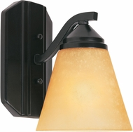 Designers Fountain 6601-ORB Piazza Oil Rubbed Bronze Light Sconce