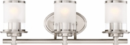 Designers Fountain 6693-SP Essence Modern Satin Platinum Pendant Light Fixture