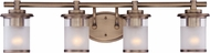 Designers Fountain 6694-OSB Essence Modern Old Satin Brass Pendant Lighting Fixture