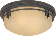 Designers Fountain 82121-WM Mission Ridge Warm Mahogany Ceiling Lighting