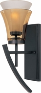 Designers Fountain 83101-ORB Majorca Modern Oil Rubbed Bronze Wall Light Sconce