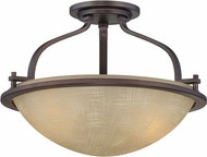 Designers Fountain 83611-TU Castello Tuscana Flush Lighting