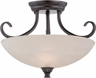 Designers Fountain 85111-ORB Kendall Oil Rubbed Bronze Ceiling Lighting