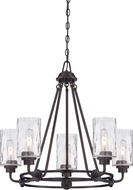 Designers Fountain 87185-OEB Gramercy Park Old English Bronze Chandelier Light