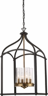 Designers Fountain 87654-ORB Avondale Oil Rubbed Bronze Entryway Light Fixture