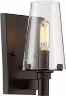 Designers Fountain 87901-VB Hyde Park Vintage Bronze Lighting Wall Sconce