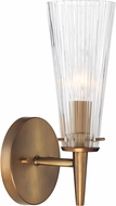 Designers Fountain 88901-OSB Montelena Old Satin Brass Wall Sconce Lighting