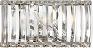 Designers Fountain 90001-CH Allure Chrome Wall Light Sconce