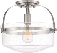 Designers Fountain 90611-BN Jaxon Contemporary Brushed Nickel Ceiling Light Fixture