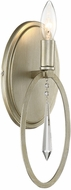 Designers Fountain 94401-SG Hutton Sterling Gold Wall Sconce Lighting