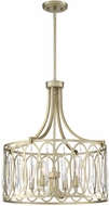 Designers Fountain 94431-SG Hutton Sterling Gold Hanging Pendant Light