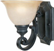 Designers Fountain 96101-NI Barcelona Natural Iron Wall Light Sconce