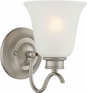 Designers Fountain 96901-MTP Montego Matte Pewter Wall Lighting Fixture