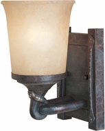 Designers Fountain 97301-WSD Austin Weathered Saddle Wall Sconce Light