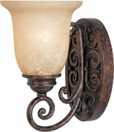 Designers Fountain 97501-BU Amherst Burnt Umber Wall Sconce