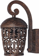 Designers Fountain 97591-BU Amherst Burnt Umber Outdoor Wall Lamp